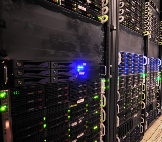new york internet company nyi server wall