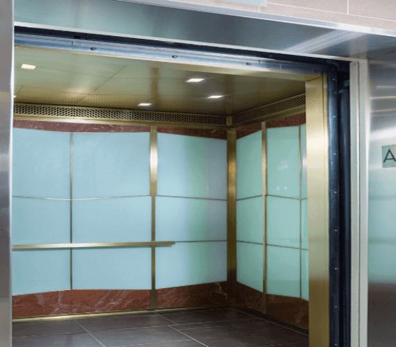 60 Hudson Elevator