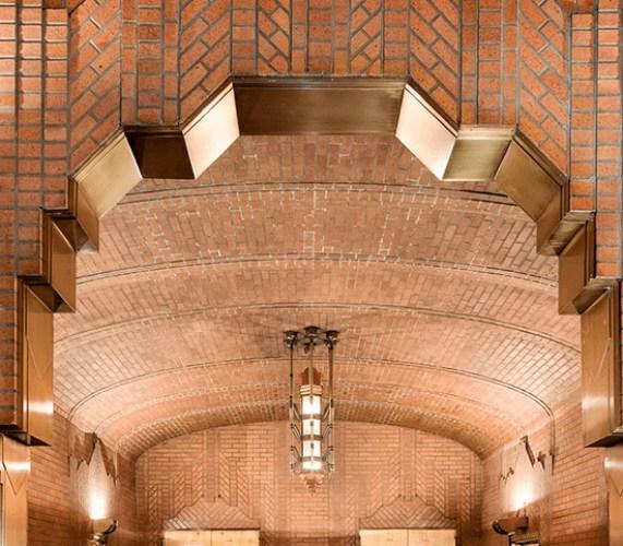 60 Hudson interior detail
