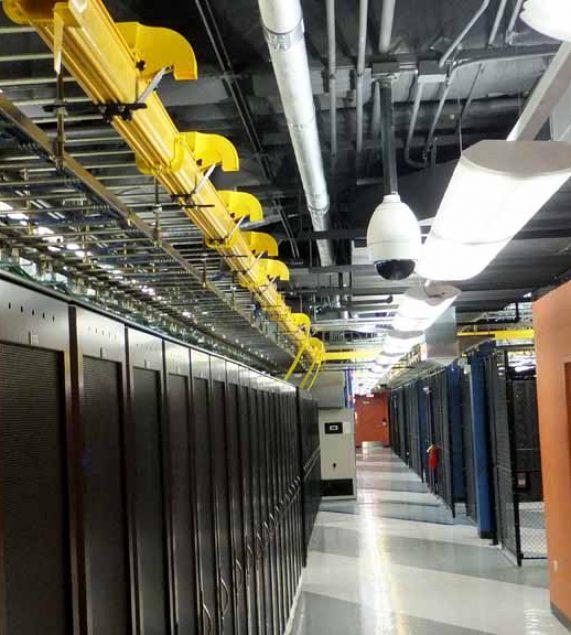 fiber raceways : client cabinets